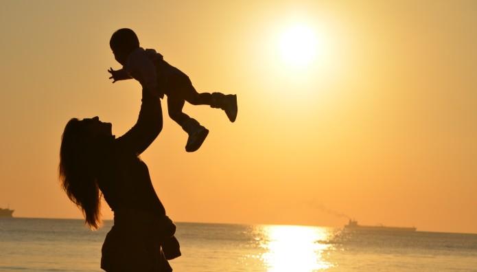 βόλτα με το μωρό