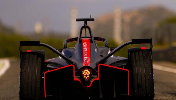 Nissan e.dams Formula E Χιλή