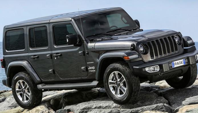 Jeep Wrangler  τιμές Ελλάδα