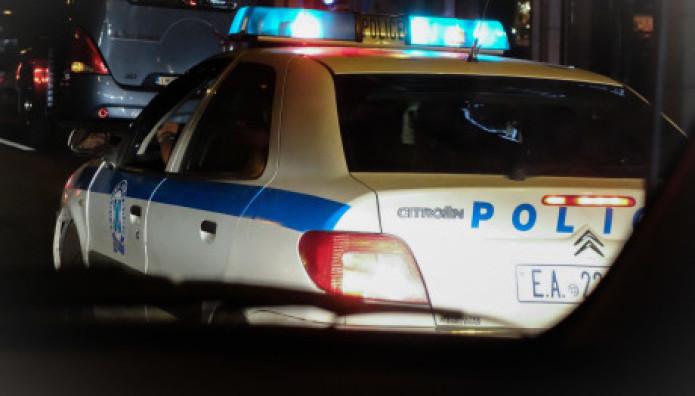 αστυνομικό όχημα