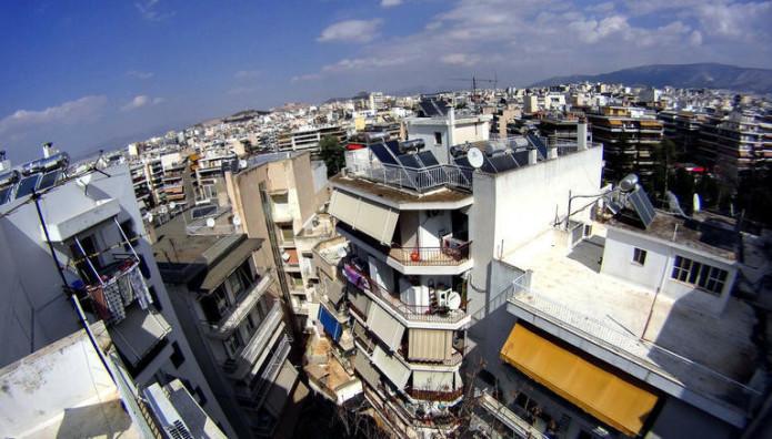 Σπίτια στην Αθήνα