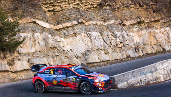 Hyundai Rallye Monte-Carlo