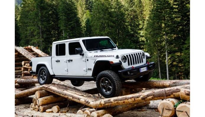 Jeep GladiatorΕλλάδα