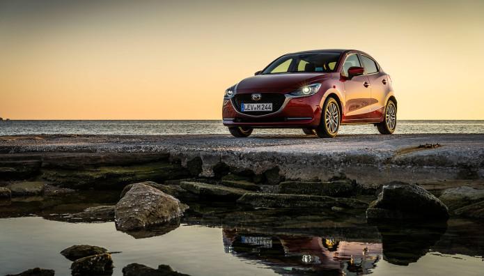 Mazda 2 νέο παρουσιάση Ελλάδα