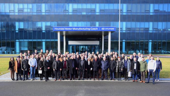 Hyundai Ετήσιο Συνέδριο  βραβείο αντιπρόσωποι