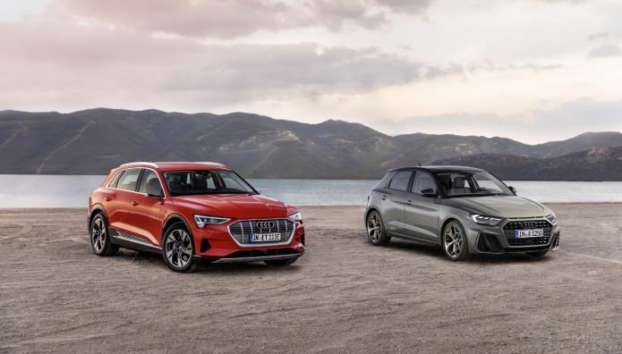 Audi πωλήσεις