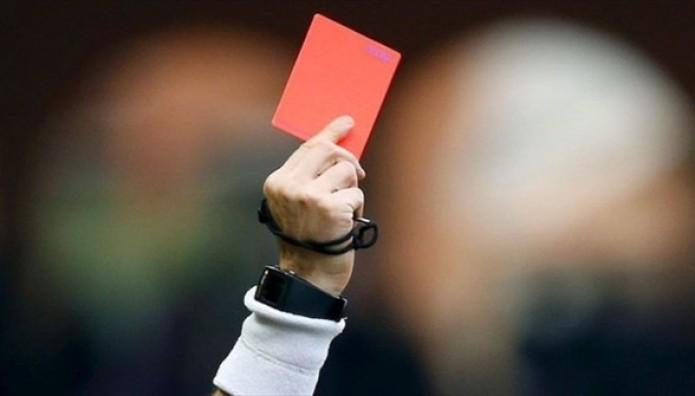 κόκκινη κάρτα