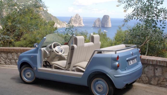 Fiat -Alfa Romeo -Lancia κλασσικά μοντέλα