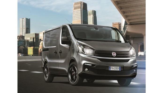 Fiat Talento τιμές κινητήρες