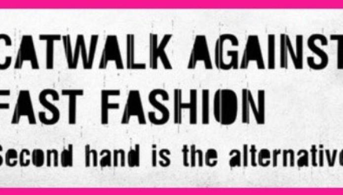 επίδειξη μόδας ενάντια στη γρήγορη μόδα