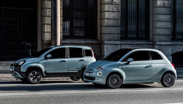 Fiat Abarth ηλεκτροκίνηση Luca Napolitano