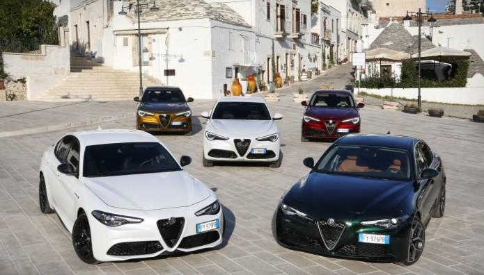 Alfa Romeo Giulia  Stelvio ΜΥ20 τιμές