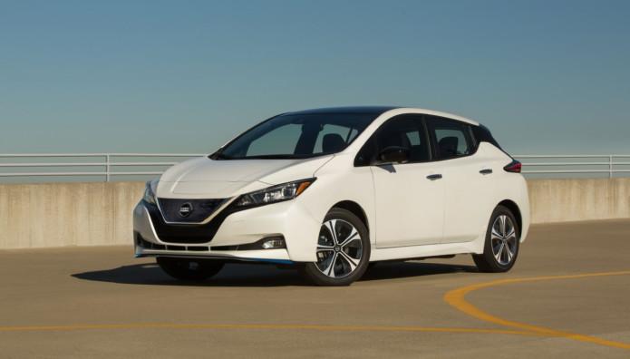 Nissan Leaf Χαμηλότερο Κόστος Κτήσης Στην Πενταετία βραβείο