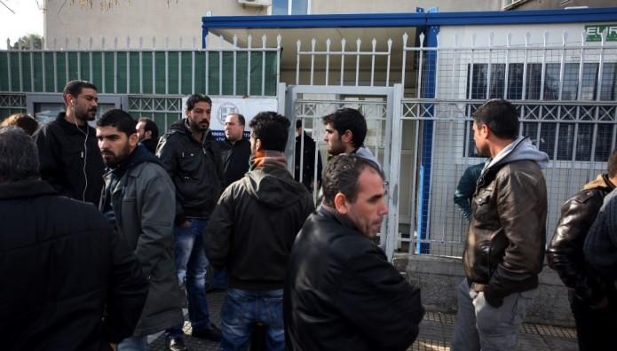 πρόαφυγες Υπηρεσία Ασύλου