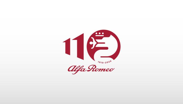 Alfa Romeo νέο λογότυπο 110 χρόνια