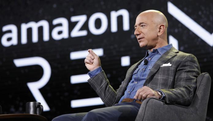 Ο CEO της Amazon, Jeff Bezos είναι ο πλουσιότερος άνθρωπος
