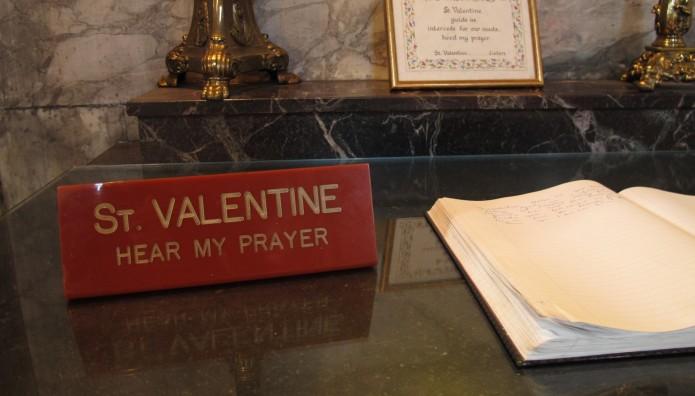 Η αληθινή ιστορία πίσω από τον Άγιο Βαλεντίνο