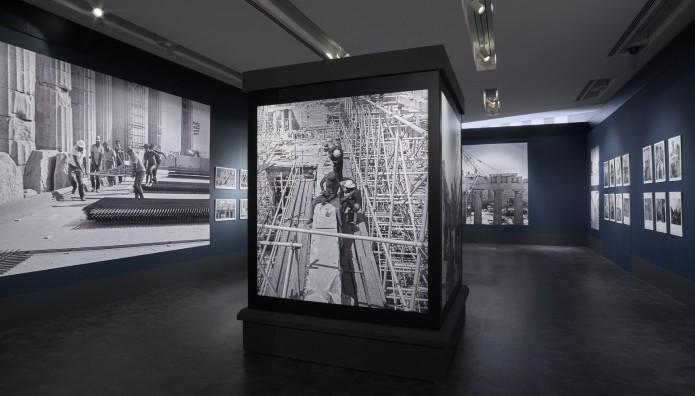 Μουσείο Ακρόπολης - «Σμίλη και Μνήμη»