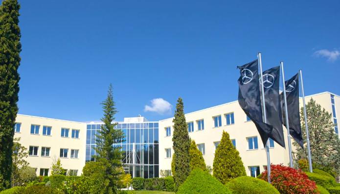 Mercedes Benz Hellas οργανωτικές αλλαγές