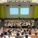 Μάθημα σε αίθουσα πανεπιστημίου