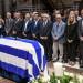 κηδεία Αντώνη Λιβάνη