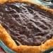 σοκολατένια γαλατόπιτα συνταγή Λάμπρος Βακιάρος