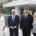 Οι κ. Παυλόπουλος και Σι Τζινπίνγκ με τις συζύγους τους