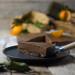 συνταγή σοκολατόπιτα με άρωμα μανταρινιού