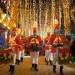 χριστουγεννιάτικη παρέλαση στο Allou Fun Park