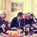 Ο Κυριάκος Μητσοτάκης στο υπουργικό συμβούλιο