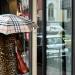 Κυρία με ομπρέλα - Βροχή